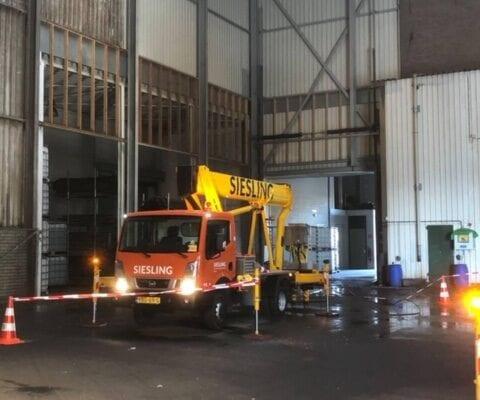 Afbeelding - Reiniging fabriek CAV Den Ham