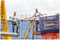 Afbeelding - Siesling gaat Samenwerking aan met Riwal Hoogwerkers